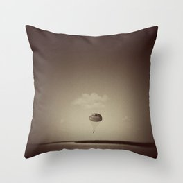 I Remembered Him Wrong Throw Pillow
