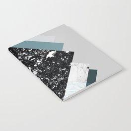 Geometric Textures 8 Notebook