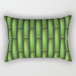 Bamboo Basketweave  Rectangular Pillow