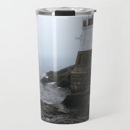 Castle Hill Lighthouse, Rhode Island Travel Mug