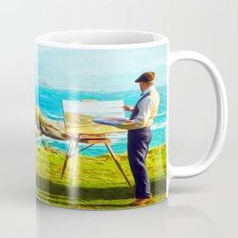 Leisurely Landscaping Coffee Mug
