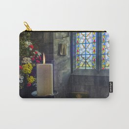 Joy and Light At Christmas Carry-All Pouch