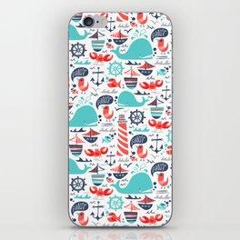 Ahoy Matey iPhone Skin