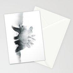 Crystal Bear Stationery Cards
