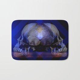 Skulls Badematte
