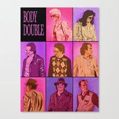 Body Double Canvas Print