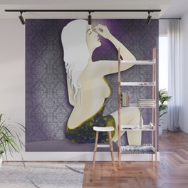 The Pearl Wall Mural