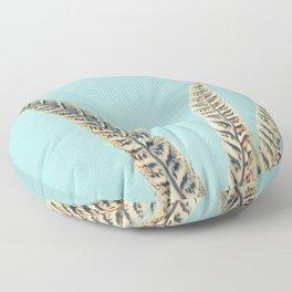 Plumes Floor Pillow
