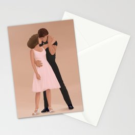 Dirty Dancing Stationery Cards