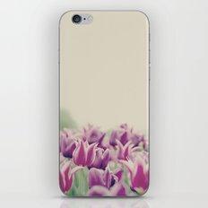 Tulips II iPhone & iPod Skin