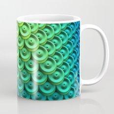 Button Pyramid Coffee Mug