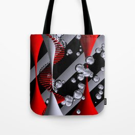 a way upstairs Tote Bag