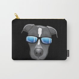 Ocho The Blue Nose Pitty Carry-All Pouch