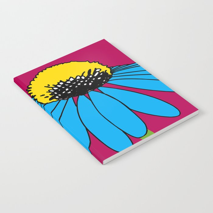 The ordinary Coneflower Notebook