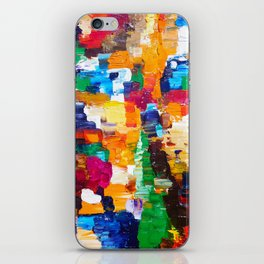 Life In Color iPhone Skin