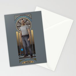 Art Nouveau - Alphonso Mackenzie Stationery Cards