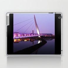 The Swansea Sail Bridge. Laptop & iPad Skin