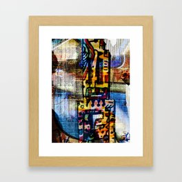 Clay and Bedford Framed Art Print