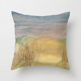 The Last Rhino Throw Pillow
