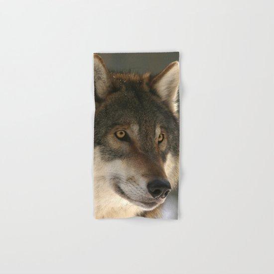 Lone Wolf Hand & Bath Towel