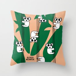 Koaala Karu (Koala Bear) Throw Pillow