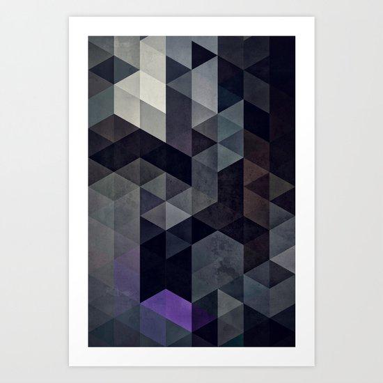 innyr wyntyr Art Print