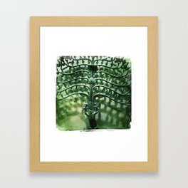Eastern Intonations Framed Art Print