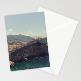 Dubrovnik and the Adriatic sea - Fine Art Travel Photography Stationery Cards