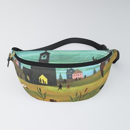 Praise God From Whom All Blessings Flow, Old Hundredth Fanny Pack