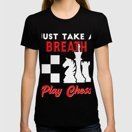 Amazing Gift. Costume For Chess Lover. T-shirt
