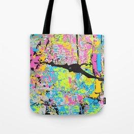 Density Tote Bag