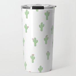Cute As A Cactus Travel Mug