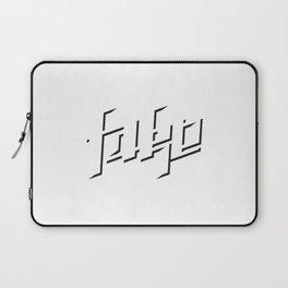 Fake Laptop Sleeve