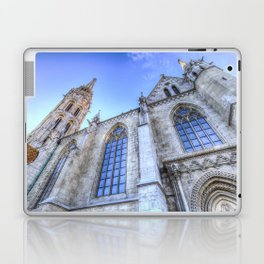 Mathias Church Budapest Laptop & iPad Skin
