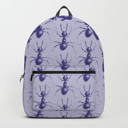 Purple Ant Backpack