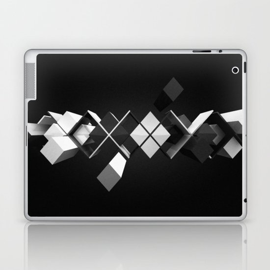 Argyle Deconstruction Laptop & iPad Skin