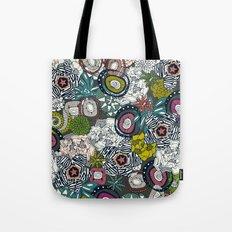 succulents multi dark Tote Bag