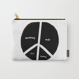 New baby peace flag Carry-All Pouch
