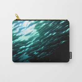 Thousands of jack fish Carry-All Pouch