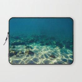 Underwater scene Laptop Sleeve