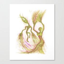 Lazer Guided Melodies [IGI Remix] Canvas Print