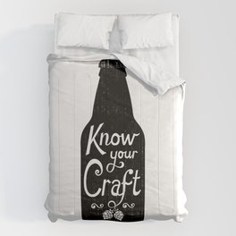 Know Your Craft Comforters