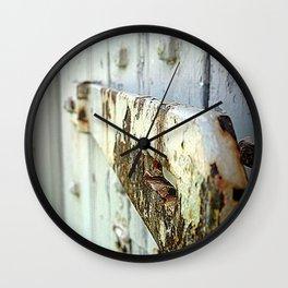 Latch (Macro) Wall Clock