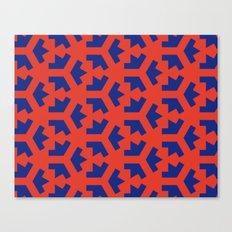 Kikstra Canvas Print