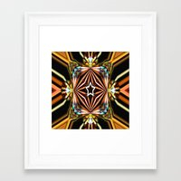 las vegas Framed Art Prints featuring Las Vegas! by Cherie DeBevoise