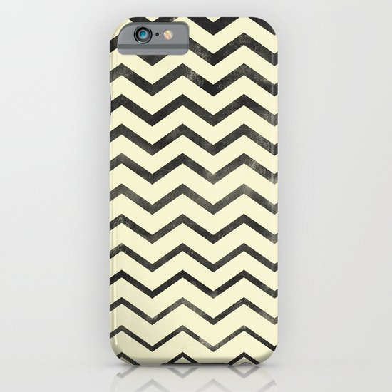 Zag (natural) iPhone & iPod Case