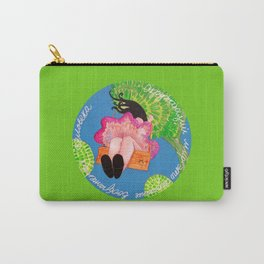 Round Swing Carry-All Pouch