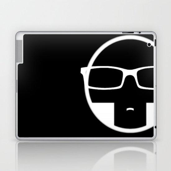 Plastic Sinister Band Logo Laptop & iPad Skin