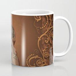 Music, steampunk violin Coffee Mug