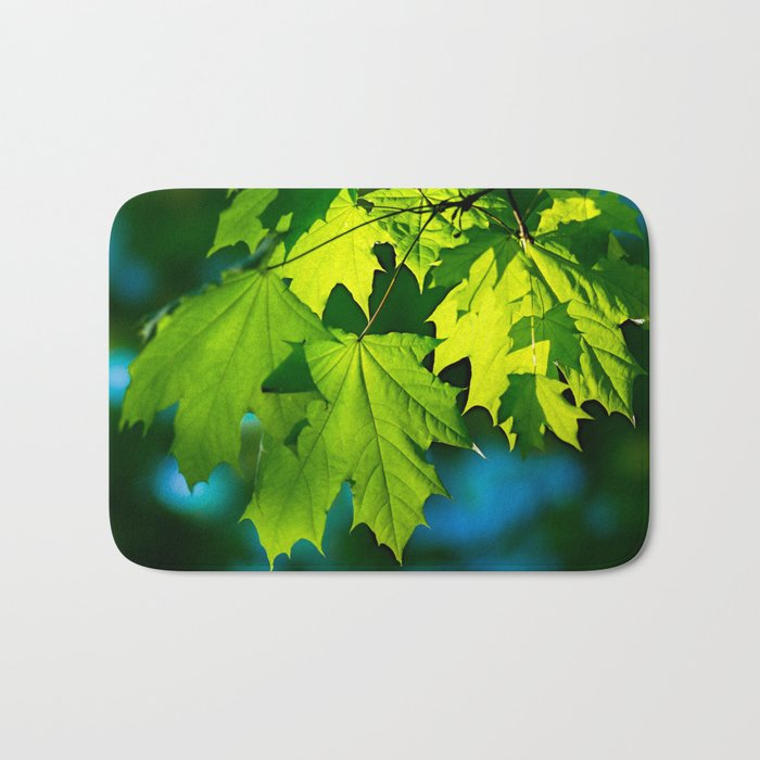 Tales From The Maple Wood Bath Mat